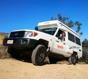 Apollo Trailfinder 4WD Camper