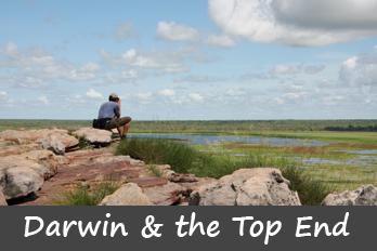 campervan hire Darwin to Cairns