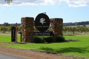 vasse felix vineyard south west western australia